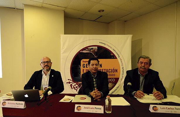INAH analiza gestión de patrimonio arqueológico en el norte de México