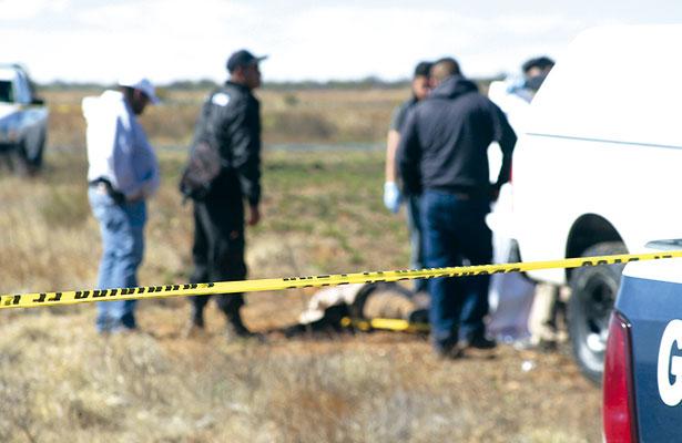 Encuentran un hombre muerto en Tacoaleche