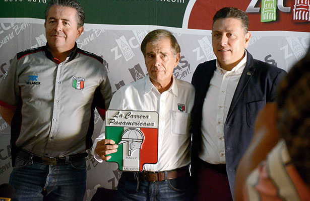Menos pilotos en la Carrera Panamericana