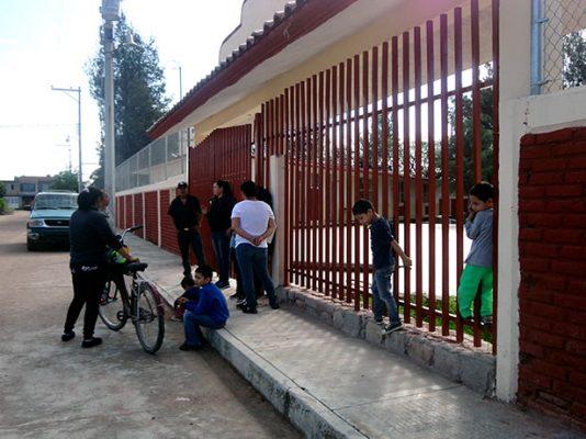 Solucionan problema de primaria en Jerez