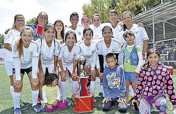 Triunfo para Asodeli en torneo de fútbol