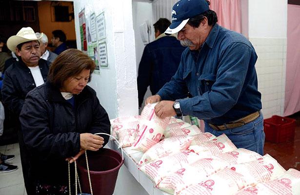 Incrementa Liconsa lecherías en Zacatecas