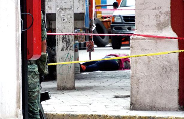 Asesinos de mujer ya enfrentan proceso