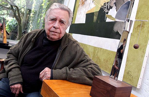 Manuel Felguérez y su producción creativa