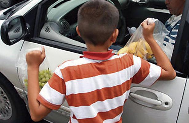 Aumentó el trabajo infantil en Fresnillo