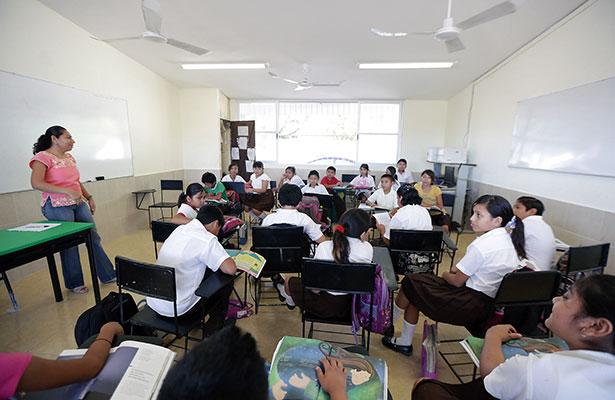 Hoy arranca el ciclo escolar en Zacatecas