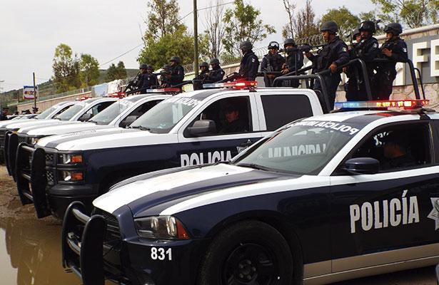 Baja la incidencia delictiva en Zacatecas