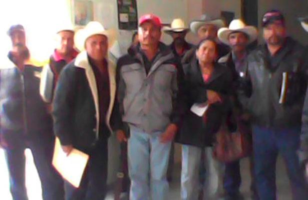 No atienden a productores en la Sagarpa