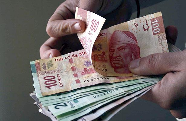 Cada zacatecano debe cuatro mil 755.3 pesos