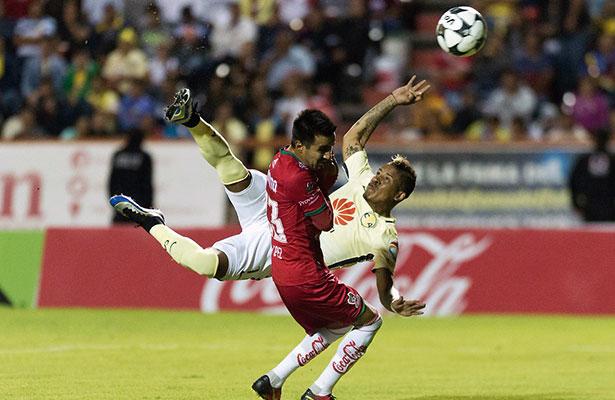 América vence 2-0 a Mineros de Zacatecas