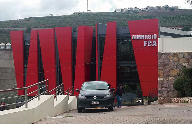 Inaugurarán gimnasio multimodal en la UACA