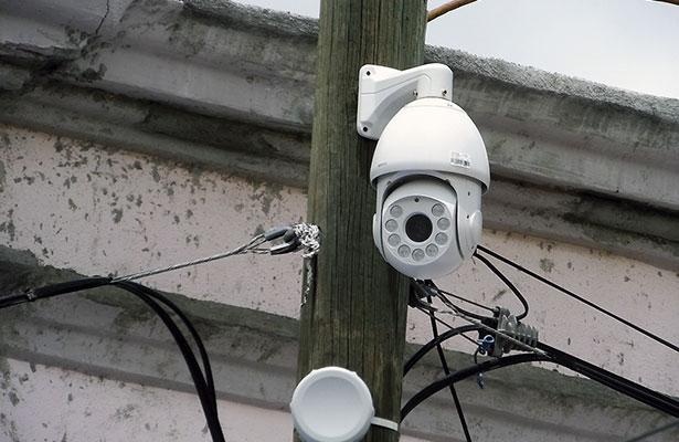 Ya hay sistema de videovigilancia en Jalpa