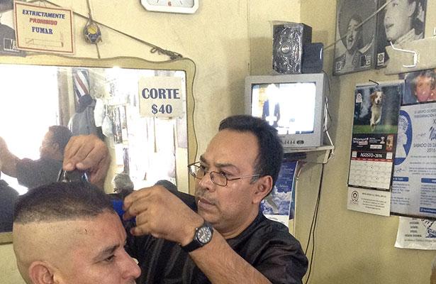 El peluquero… un oficio de tradición