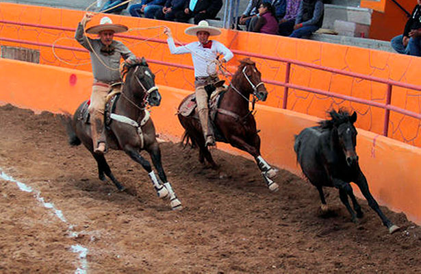 Charros llegan a la Monumental Zacatecas