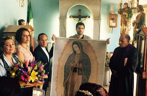 Eduardo Verástegui dirigirá historia de la Virgen María