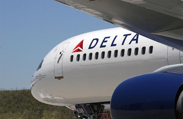 Canceló la aerolínea Delta Airlines casi 250 vuelos por una falla eléctrica