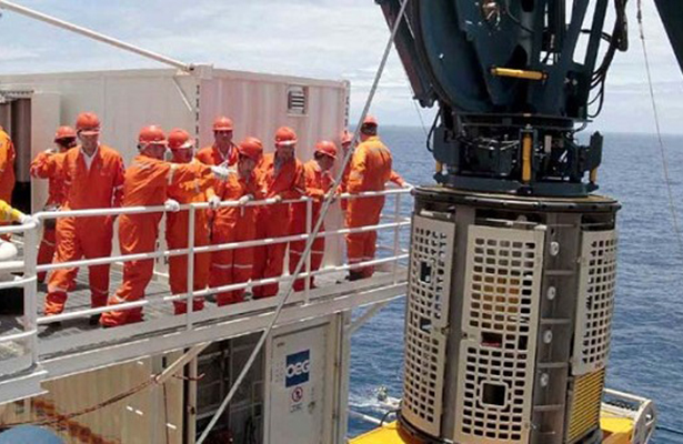 Juez declara en quiebra a Oceanografía; SAE administrará bienes