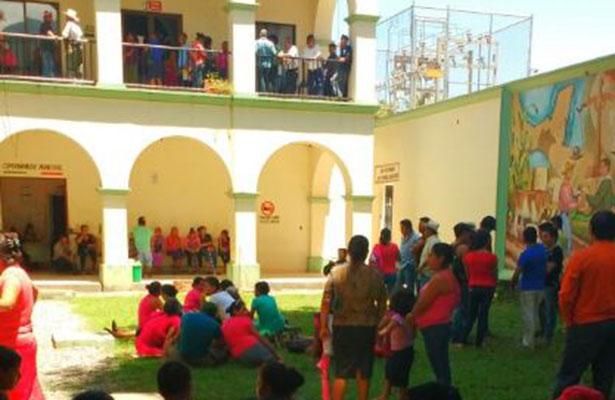Toman presidencia municipal de Frontera Comalapa