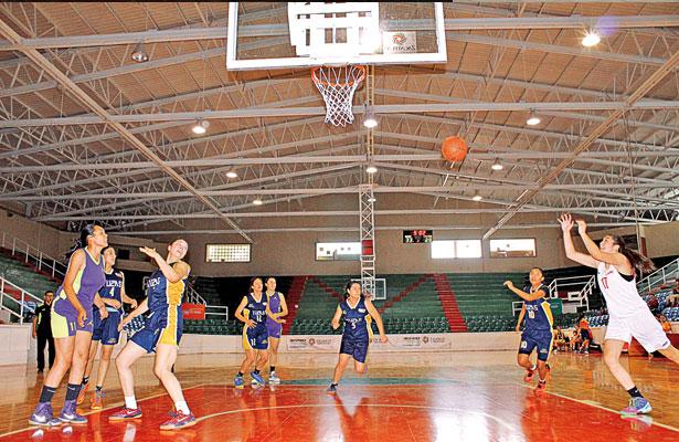 Convocan al Torneo Estatal 3×3 de basquetbol