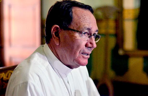 Reconoce Obispo que periodistas viven al filo de la navaja