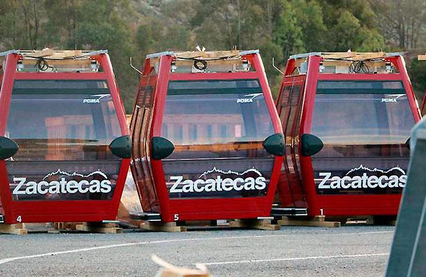 Sin objeción el INAH para el teleférico en Zacatecas