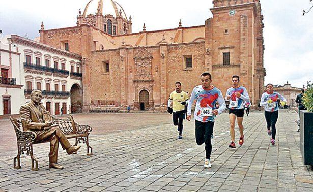 """Se prepara la carrera """"Zacatecas deslumbrante"""""""