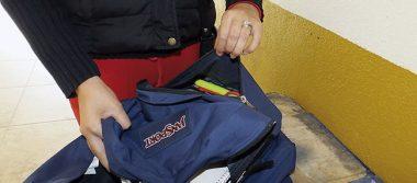 Es importante el operativo mochila: CEDH