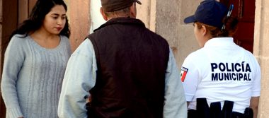 Riña en colonia capitalina deja dos policías heridos