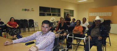 Ajapecad; lugar de encuentro para discapacitados