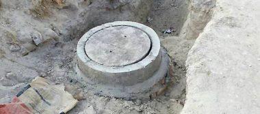 Dan mantenimiento a red de agua y drenaje de Jalpa
