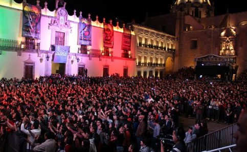 Iglesia y autoridades acuerdan para el Festival Cultural