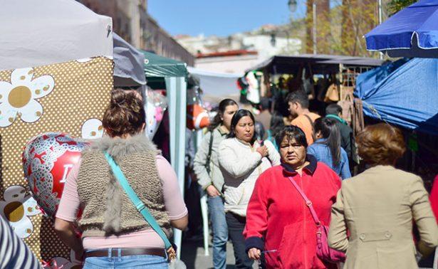 Zacatecas registra menos cuatro grados centígrados
