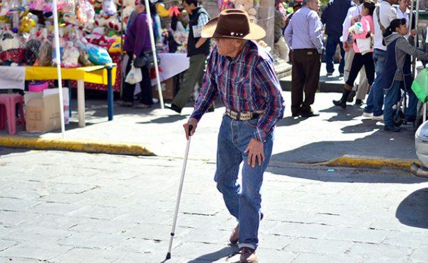 Clima de menos tres grados en Zacatecas