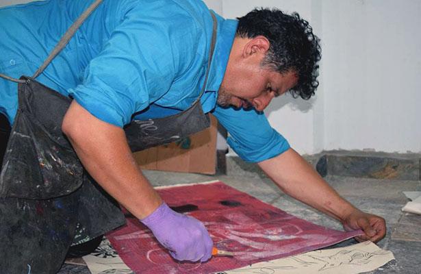 Artista zacatecano expondrá mañana en León, Guanajuato