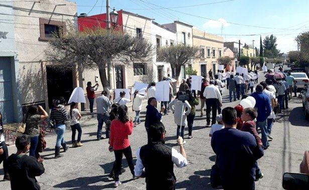 Convocan estudiantes zacatecanos a marcha el próximo jueves