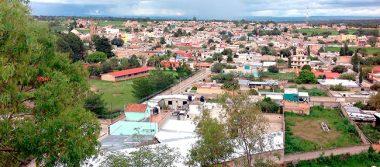 Zacatecas registra temperatura de menos 3.5 grados