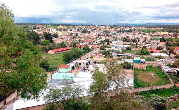 Bajas temperaturas en Zacatecas por tormenta invernal