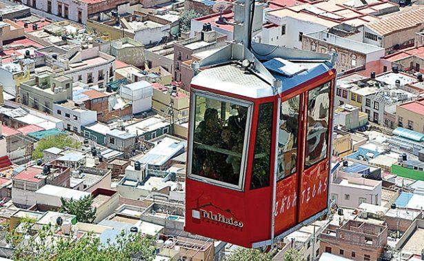 """En Zacatecas, rehabilitarían el """"viejo"""" teleférico"""