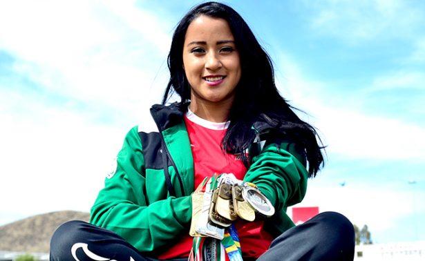 Kenya Lozano obtiene medalla de oro en Suiza