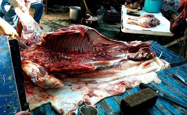 En Fresnillo reparten culpas por carne contaminada