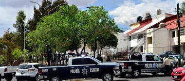 Asesinado a sangre fría en la capital zacatecana