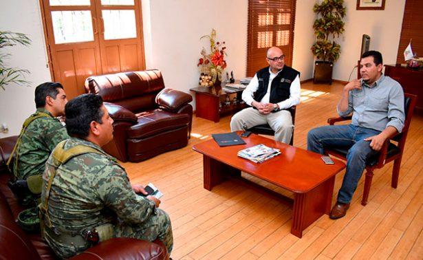 Luego del enfrentamiento… Procurador va a Nochistlán