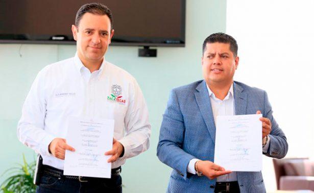 Aumento del 6% para burócratas zacatecanos