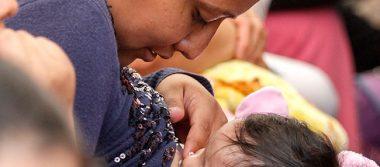 Buscan en Zacatecas fortalecer la lactancia materna