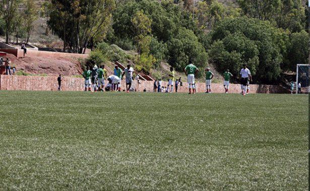 Óptica Zacatecas golea a la oncena San José