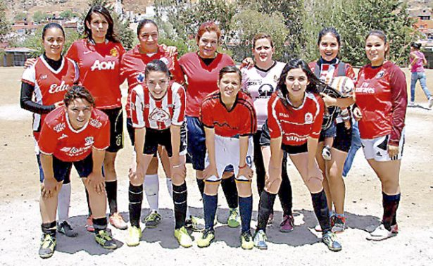 Deportivo Chafitas triunfa en torneo de fútbol