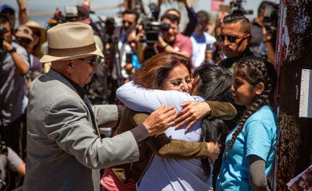 La Marcha de Zacatecas sonó en el muro