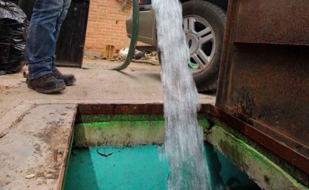 Asegura alcalde que le están robando el agua a Fresnillo
