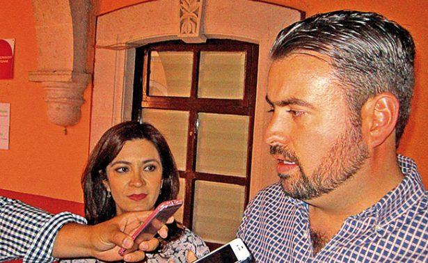 Respalda alcalde de Fresnillo a titular de Siapasf
