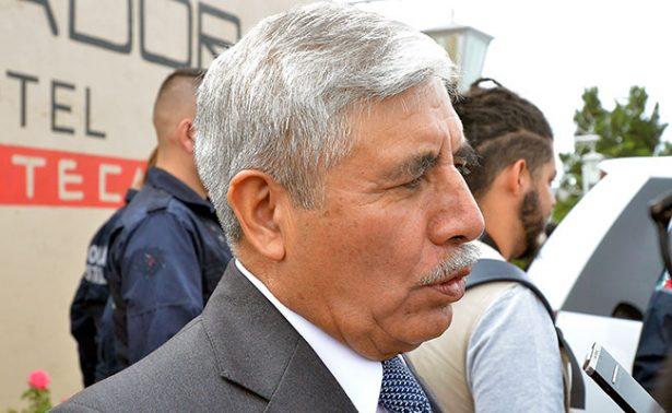 Niega represalias el director de la SSP Zacatecas